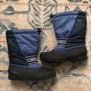 Sorel Blue Cub Winter Boots